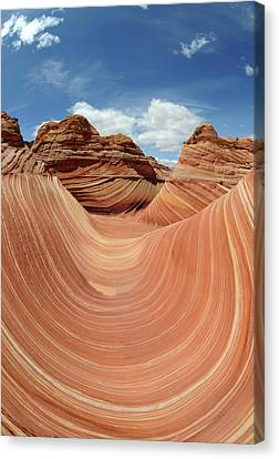 Coyote Buttes Canvas Print by David Hogan