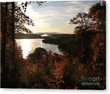 Dawn At Algonquin Park Canada Canvas Print by Oleksiy Maksymenko