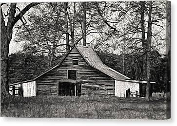 Days Gone By Canvas Print by Kim Hojnacki