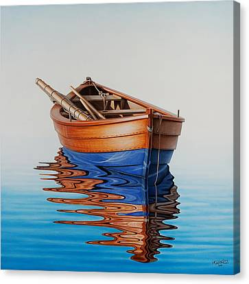Four Winds Canvas Print by Horacio Cardozo