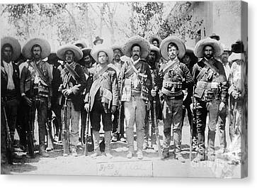 Francisco Pancho Villa Canvas Print by Granger
