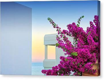 Greece 3  Canvas Print by Emmanuel Panagiotakis