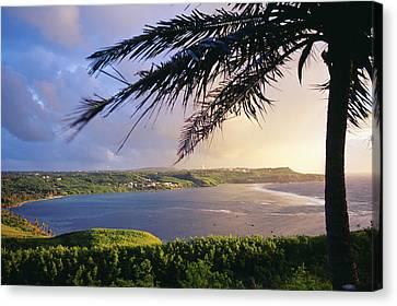 Guam, Pago Bay Canvas Print by Greg Vaughn - Printscapes