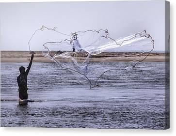 Kochi - India Canvas Print by Joana Kruse