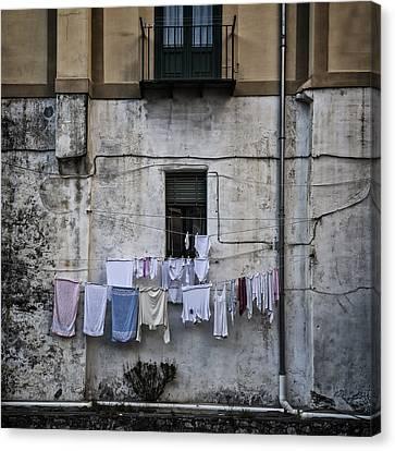 Laundry Day Canvas Print by Joana Kruse