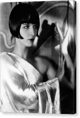 Louise Brooks, Ca. 1929 Canvas Print by Everett