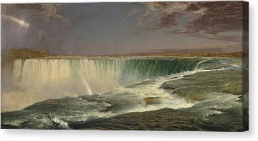 Niagara Canvas Print by Mountain Dreams