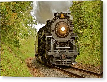 Old 765 Canvas Print by Jack R Perry