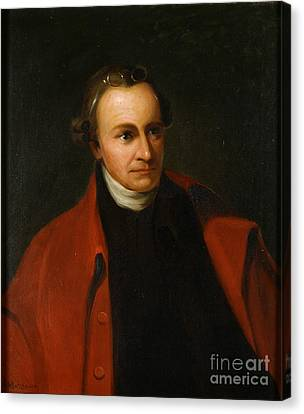 Patrick Henry, American Patriot Canvas Print by Science Source