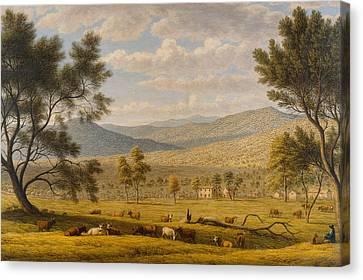 Patterdale Farm Canvas Print by John Glover