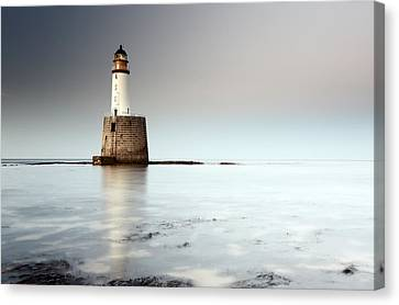 Rattray Head Lighthouse  Canvas Print by Grant Glendinning