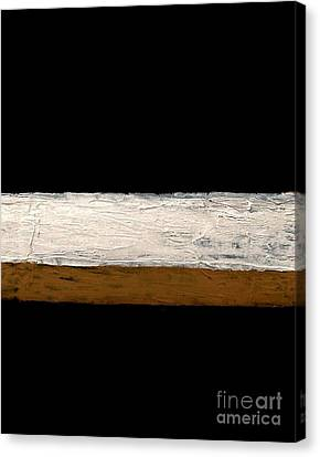 Rustic Abstract Canvas Print by Marsha Heiken