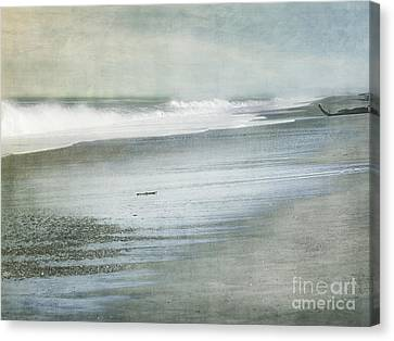 The Beach Canvas Print by Linde Townsend