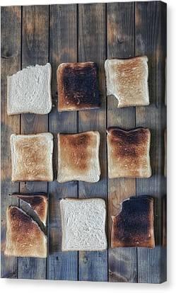 Toast Canvas Print by Joana Kruse