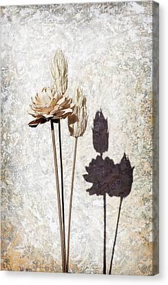 Vintage Floral 1 Canvas Print by Al Hurley