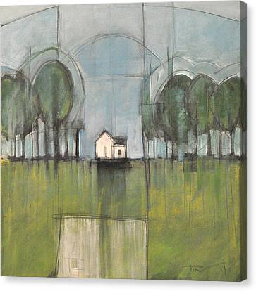 White House Canvas Print by Tim Nyberg