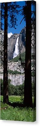 Yosemite Falls Yosemite National Park Canvas Print by Panoramic Images