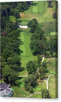 12th Hole Sunnybrook Golf Club 398 Stenton Avenue Plymouth Meeting Pa 19462 1243 Canvas Print by Duncan Pearson