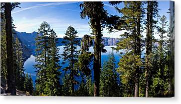 Crater Lake National Park Canvas Print by Twenty Two North Photography