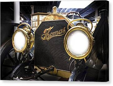 1909 Thomas Flyer Canvas Print by Peter Chilelli