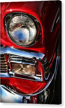 1956 Chevrolet Bel Air Canvas Print by Gordon Dean II
