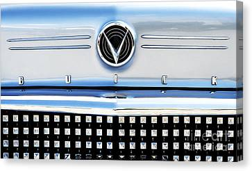 1958 Buick Roadmaster 75 Canvas Print by Tim Gainey