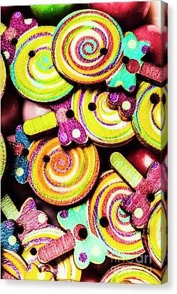 1960s Hypnotic Sweetness Canvas Print by Jorgo Photography - Wall Art Gallery