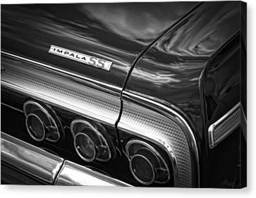 1964 Chevrolet Impala Ss Canvas Print by Gordon Dean II