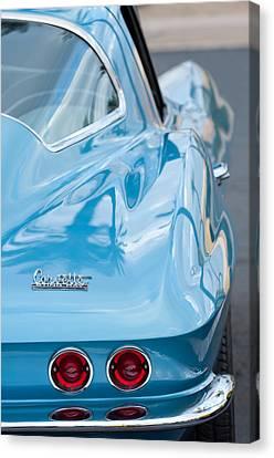 1967 Chevrolet Corvette 11 Canvas Print by Jill Reger