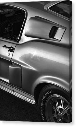 1968 Ford Mustang Shelby Gt 350 Canvas Print by Gordon Dean II