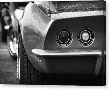 1969 Chevrolet Corvette Stingray Canvas Print by Gordon Dean II