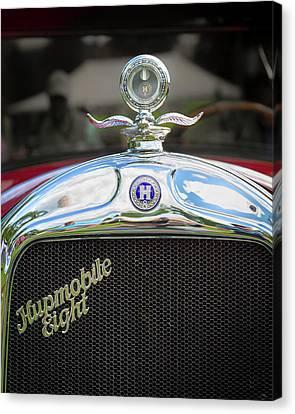 1928 Hupmobile Century Model E4 4 Door Sedan Canvas Print by Jack R Perry