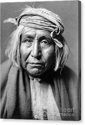 Apache Man, C1906 Canvas Print by Granger