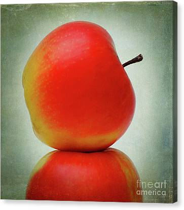 Apples Canvas Print by Bernard Jaubert