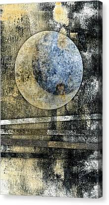 Blue Moon Canvas Print by Carol Leigh
