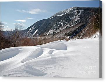 Crawford Notch State Park  - White Mountains New Hampshire  Usa Canvas Print by Erin Paul Donovan