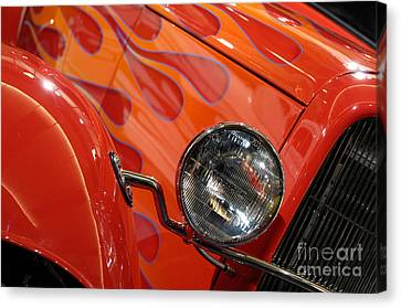Hot Rod Ford Coupe 1932 Canvas Print by Oleksiy Maksymenko