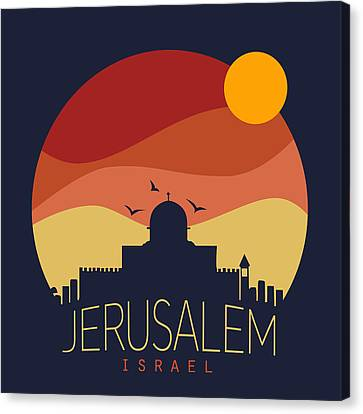 Israel  Canvas Print by Mark Ashkenazi