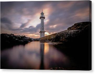 Lighthouse Canvas Print by Okan YILMAZ