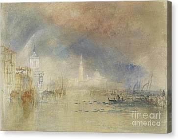 Venice Canvas Print by Celestial Images