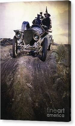 American Cars Canvas Print by Baron Wolman