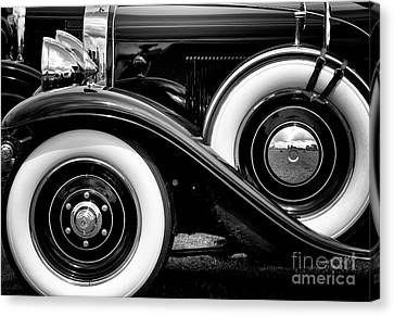 29 Style Canvas Print by Tim Gainey