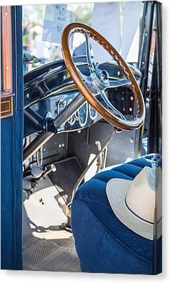1924 Buick Duchess Antique Vintage Photograph Fine Art Prints 113 Canvas Print by M K  Miller