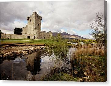 Ross Castle Canvas Print by Scott Pellegrin