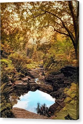 The Rock Garden Canvas Print by Jessica Jenney