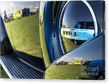 37 Buick 8 Canvas Print by Tim Gainey
