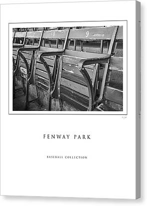 Baseball Collection  Canvas Print by Billy Precht