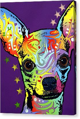 Chihuahua Canvas Print by Dean Russo