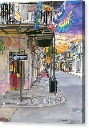 41 Canvas Print by John Boles