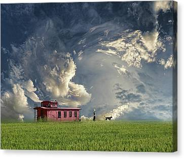 4238 Canvas Print by Peter Holme III
